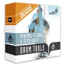 Drum Tools 01 Deluxe Drums Kits