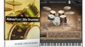 Abbey Road 50s Drummer Kontakt Library