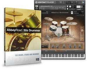 Abbey Road 50s Drummer Kontakt Library