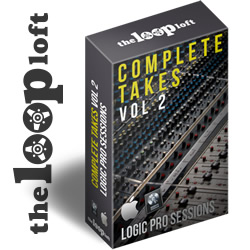 Logic Pro Sessions Vol 2