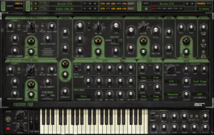 Vacuum Pro - VST/AU Tube Synthesizer by AIR Music Technology