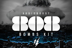 808 Bombs Kit - New Drum Kit