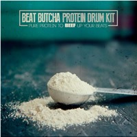 Beat Butcha Protein Drum Kit by The Drum Broker