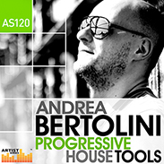 Andrea Bertolini - Progressive House Tools by Loopmasters