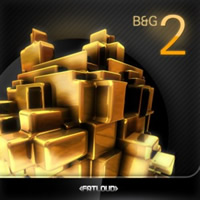 Black and Gold 2 by Fatloud