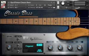 Download Classic Bass Sample Library for NI Kontakt