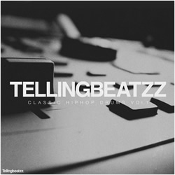 Telling Beatzz Hip Hop Drum Kits