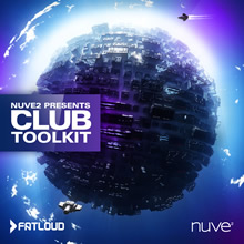 Nuve2 Club Toolkit Sample Pack by FatLoud