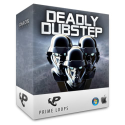 Deadly Dubstep Loops and Samples Pack