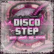 Discostep Loops and Samples Pack