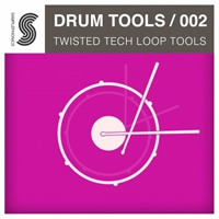 Drum Tools Vol 2 Samples and Loops Pack by Samplephonics