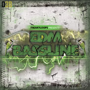 EDM Bassline by Freaky Loops