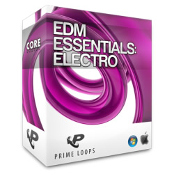 EDM Essentials: Electro By Prime Loops