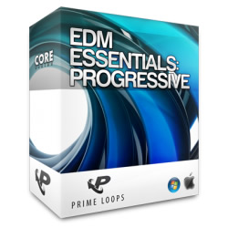 EDM Essentials - Progressive Sample Pack by Prime Loops