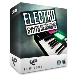 Electro Synth Sessions Sample Pack by Prime Loops