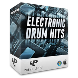 Electronic Drum Hits by Prime Loops