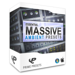 Essential Ambient Presets Pack for NI Massive