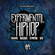 Experimental Hip Hop Loops and Samples Pack by Delectable Records