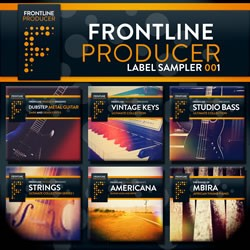 Label Sampler 001 by Frontline Producer