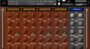 The String Collection - Kontakt Library by Hideaway Studio