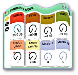 MOFO Free Ableton Live 9 Rack