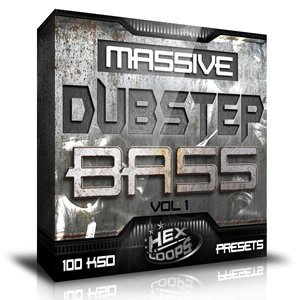 NI Massive Dubstep Patches