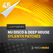 Nu Disco and Deep House Sylenth Patches
