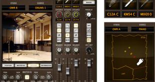 Ocean Way Studios UAD Plugin by Universal Audio