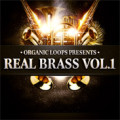 Real Brass Vol 1 Loops and Samples Pack by Organic Loops