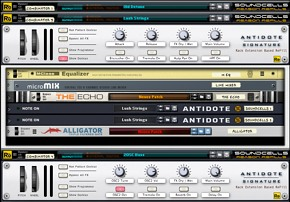 Antidote Signature v2 Reason Refills by Soundcells