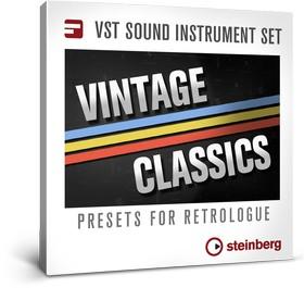 Vintage Classics VST Sound Instrument