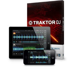Traktor DJ iOS App for iPhone and iPod Touch by Native Instruments