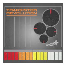 Transistor Revolution Kontakt Sample Library