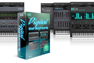 Free Presets for Digital Synsations by UVI