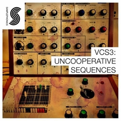 VCS3: Uncooperative Sequences by Samplephonics