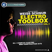 Weiss Schnur Electro Toolbox Vol 1 Sample Pack