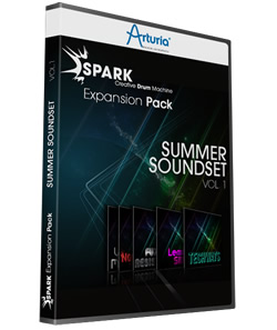 Summer Soundset Vol 1 Sample Pack for Spark