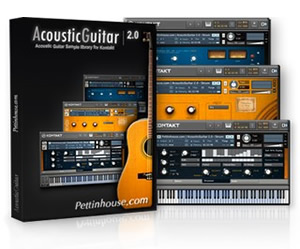 Acoustic Guitar 2.0 - Kontakt Library