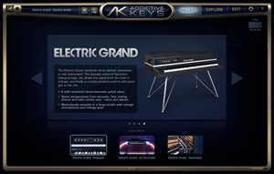 Electric Grand for Addictive Keys