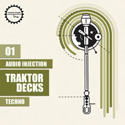 Traktor Decks Techno Loops