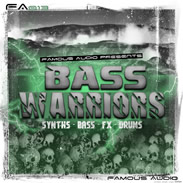 Bass Warriors - Loops and Samples