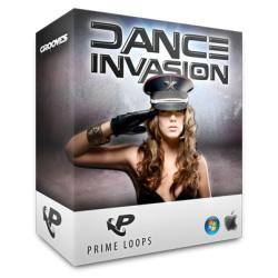 Dance Invasion Prime Loops Pack