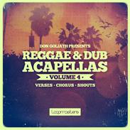Don Goliath - Reggae and Dub Acapellas 4