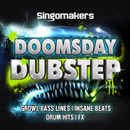 Doomsday Dubstep Loops and Samples