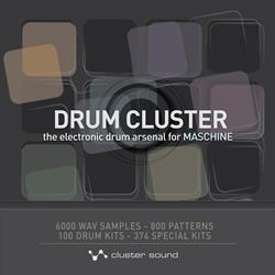 Drum Cluster - Maschine Drums