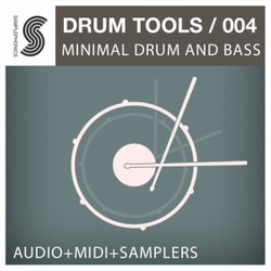 Download Minimal Drum and Bass Pack by Samplephonics