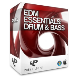 EDM Essentials - Drum and Bass Loops