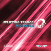 Uplifting Trance MIDI Kits 2