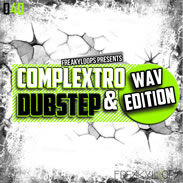 Complextro and Dubstep - WAV Edition Sample Pack