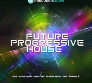 Future Progressive House Vol 2 Sample Pack